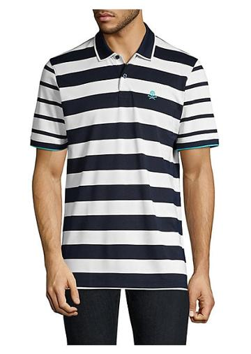 G/fore Stripe Polo