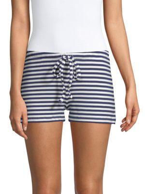 Cosabella Hattie Striped Shorts