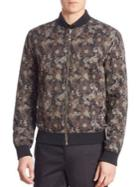 Versace Collection Zippat Army Jacket