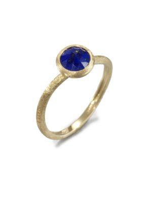 Marco Bicego Jaipur Resort Lapis & 18k Yellow Gold Ring