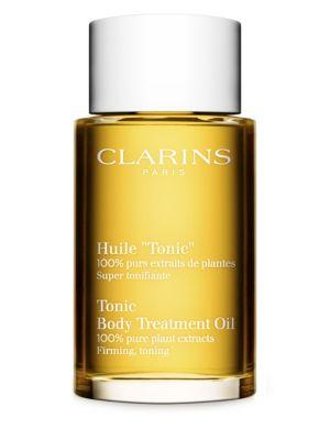 Clarins Tonic Body Treatment Oil