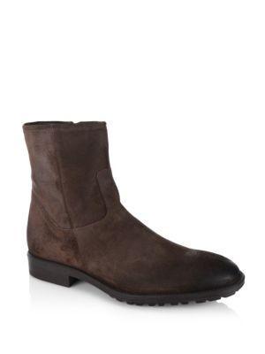 To Boot New York Harrison Nubuck Boots