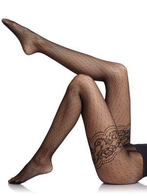 Commando Heidi Illusion Hosiery