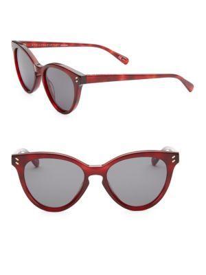 Stella Mccartney 50mm Cat Eye Sunglasses