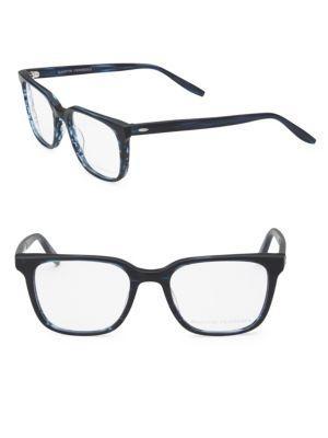Barton Perreira Joe Matte Midnight 52mm Optical Glasses