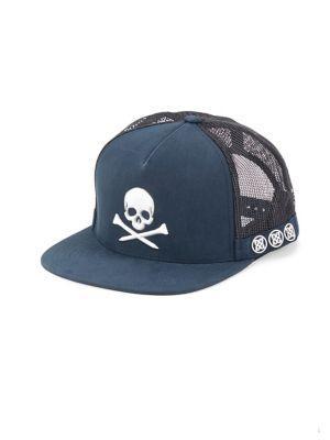 G/fore Skull Trucker Hat