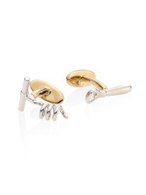 Paul Smith Two-tone Cuff Links
