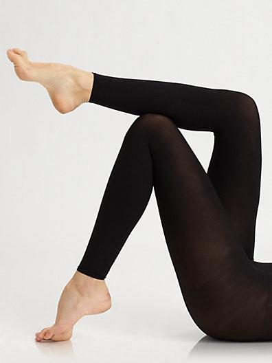 Commando Ultimate Opaque Matte Footless Tights