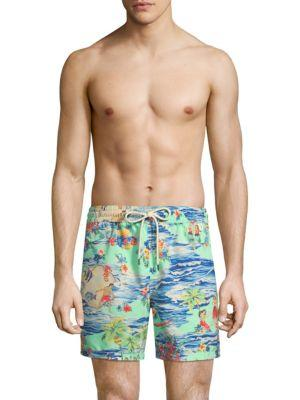 Polo Ralph Lauren Traveler Pattern Shorts