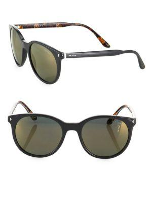 Prada 53mm Leaf Phantos Sunglasses