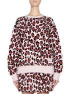 Kenzo Leopard-print Pullover