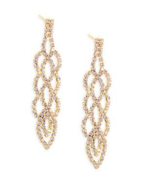 Jules Smith Sparkle Braid Earrings
