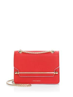 Strathberry Mini East West Crossbody