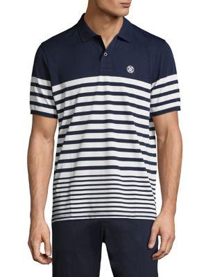 G/fore Variegated Polo