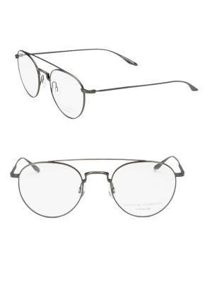 Barton Perreira Vashon Pewter 52mm Optical Glasses