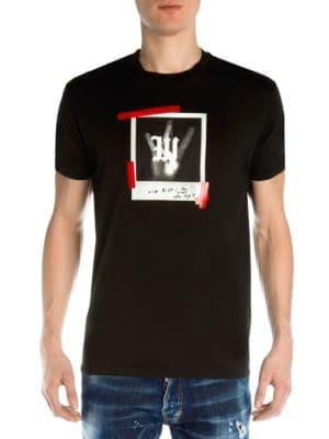 Dsquared2 East West Tee