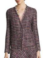 Etro Wool Tweed Jacket