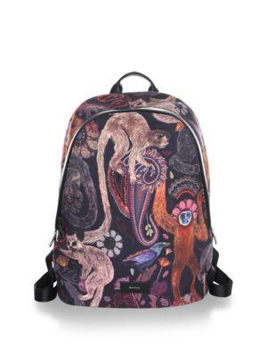 Paul Smith Printed Backpack