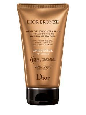 Dior Ultra Fresh Monoi Balm Bronze After Sun Care