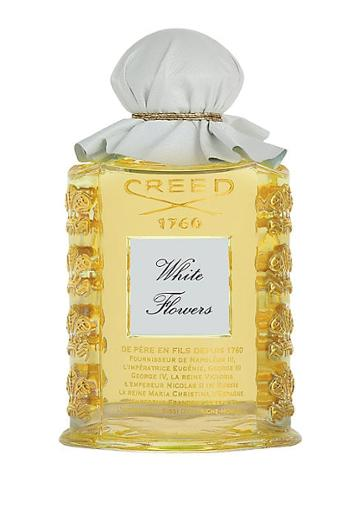 Creed Gold Crown White Flowers Fragrance