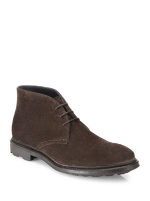 To Boot New York Leather Ankle Boots
