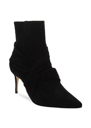 Schutz Adryen Suede Ankle Boots