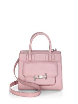 Tod's Double-t Leather Satchel
