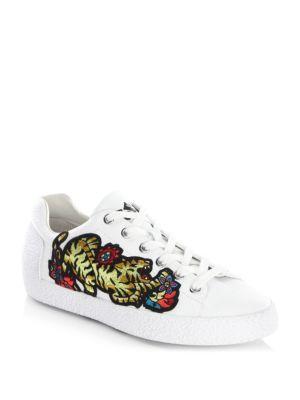 Ash Niagara Round Toe Sneakers