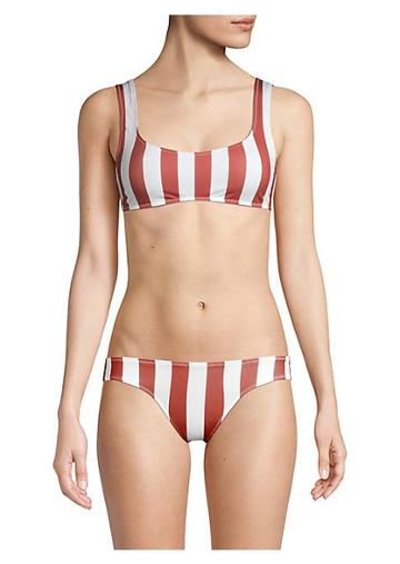 Solid And Striped The Elle Two-piece Bikini