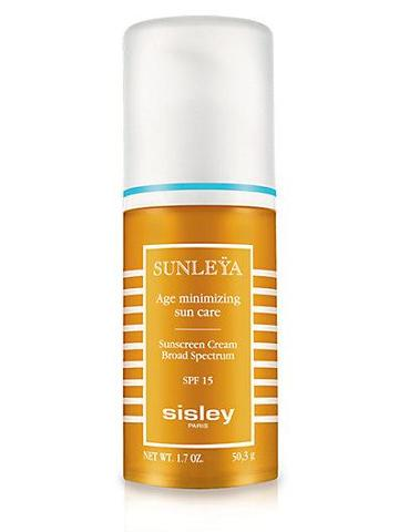 Sisley-paris Sunleya Age Minimizing Sun Care Spf 15+