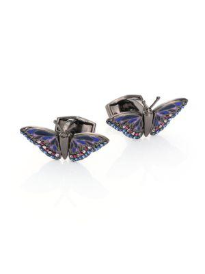 Tateossian Butterfly Cuff Links