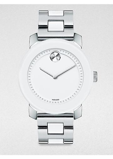 Movado Stainless Steel & Tr90 Watch