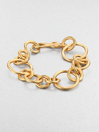 Stephanie Kantis Coronation Large Chain Link Bracelet