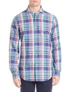 Polo Ralph Lauren Plaid Long Sleeve Shirt