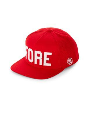 G/fore Perforated Cotton Baseball Cap