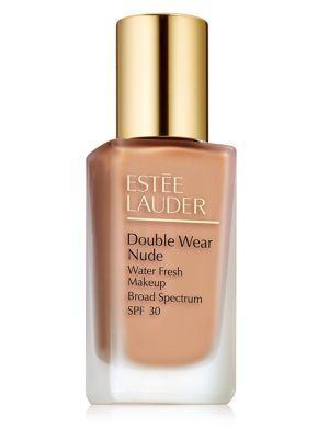Estee Lauder Double Wear Nude Water Fresh Makeup Spf 30, 1 Oz.