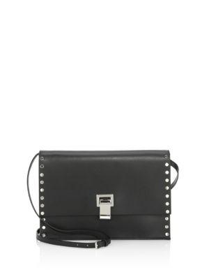 Proenza Schouler Small Leather Crossbody Bag