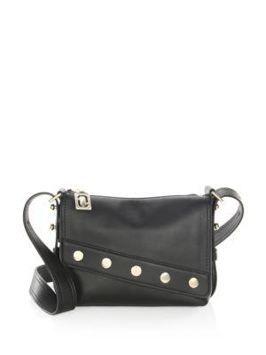 Marc By Marc Jacobs Mini Leather Downtown Messenger Bag