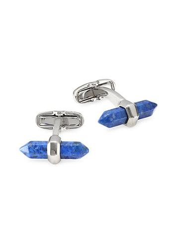 Paul Smith Lapis Lazuli Cufflinks