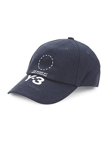 Y-3 Street Logo Baseball Cap