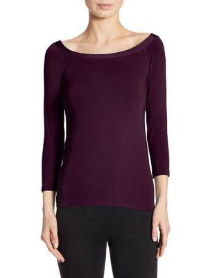 Wolford Three-quarter Sleeve Top
