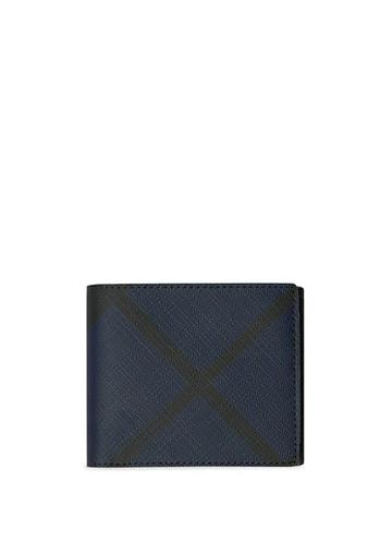 Burberry Ronan London Check Bi-fold Wallet
