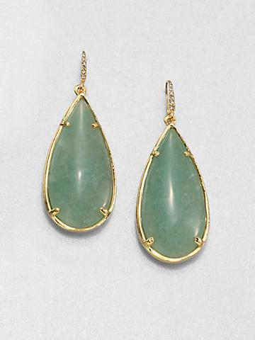Abs By Allen Schwartz Jewelry Teardrop Earrings