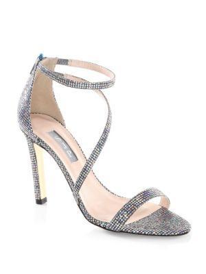 Sjp By Sarah Jessica Parker Serpentine Open Toe Sandals