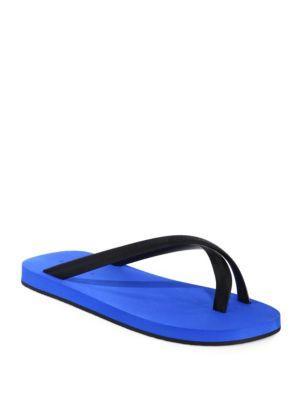 Dan Ward Cross Toe Strap Flip Flops