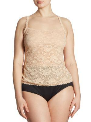 Cosabella Plus Never Say Never Extended Lace Camisole