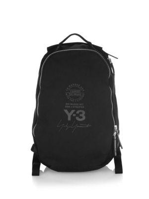 Y-3 Small Logo Backpack