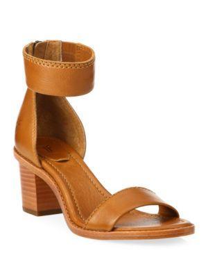 Frye Brielle Block Heel Sandals