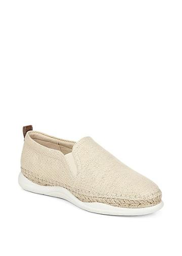 Sam Edelman Kassie Woven Slip-on Sneakers