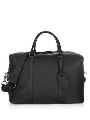 Coach Zip Leather Messenger Bag